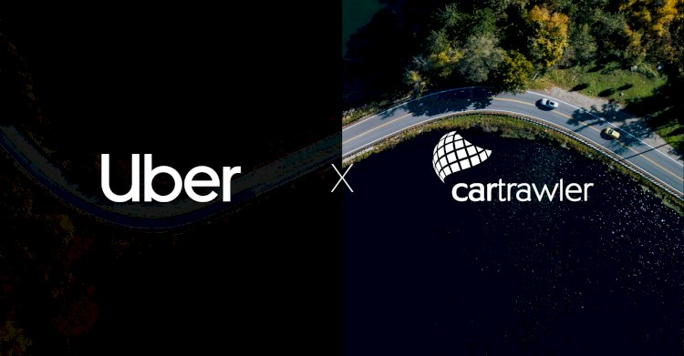 CarTrawler partners with Uber to expand car rentals