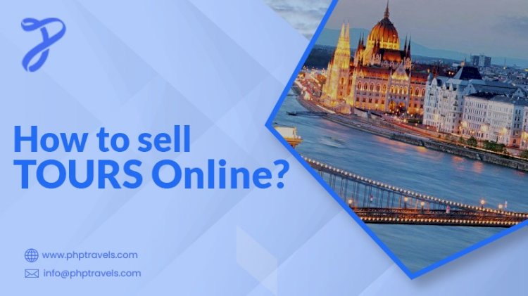 How to Sell Tours Online